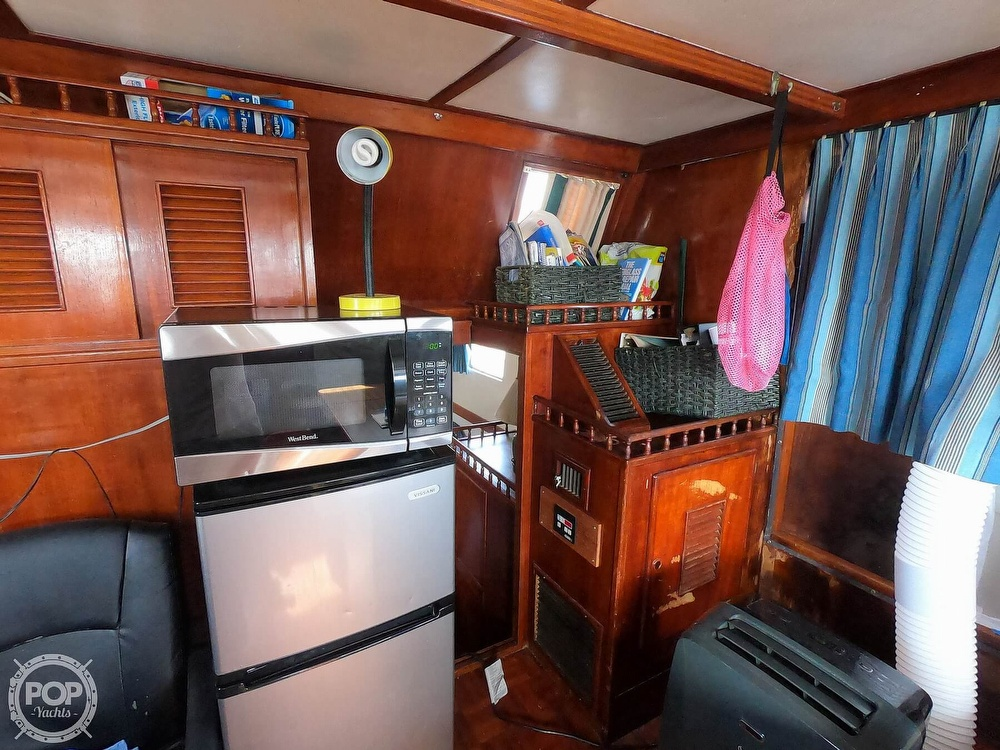 1979 Marine Trader boat for sale, model of the boat is 38 & Image # 34 of 40