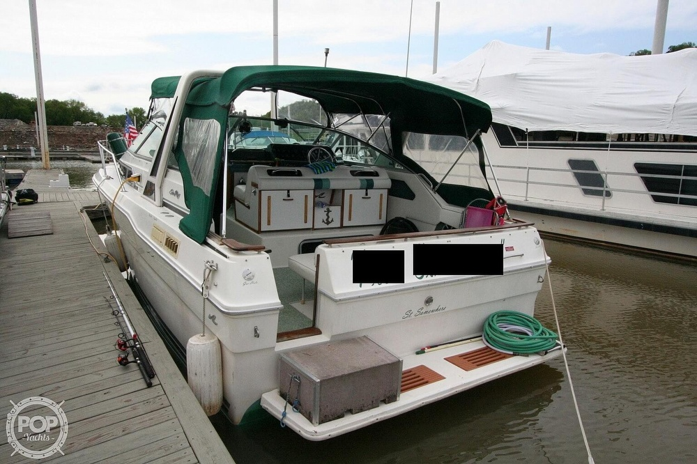1989 Sea Ray boat for sale, model of the boat is 300 Sundancer & Image # 2 of 40
