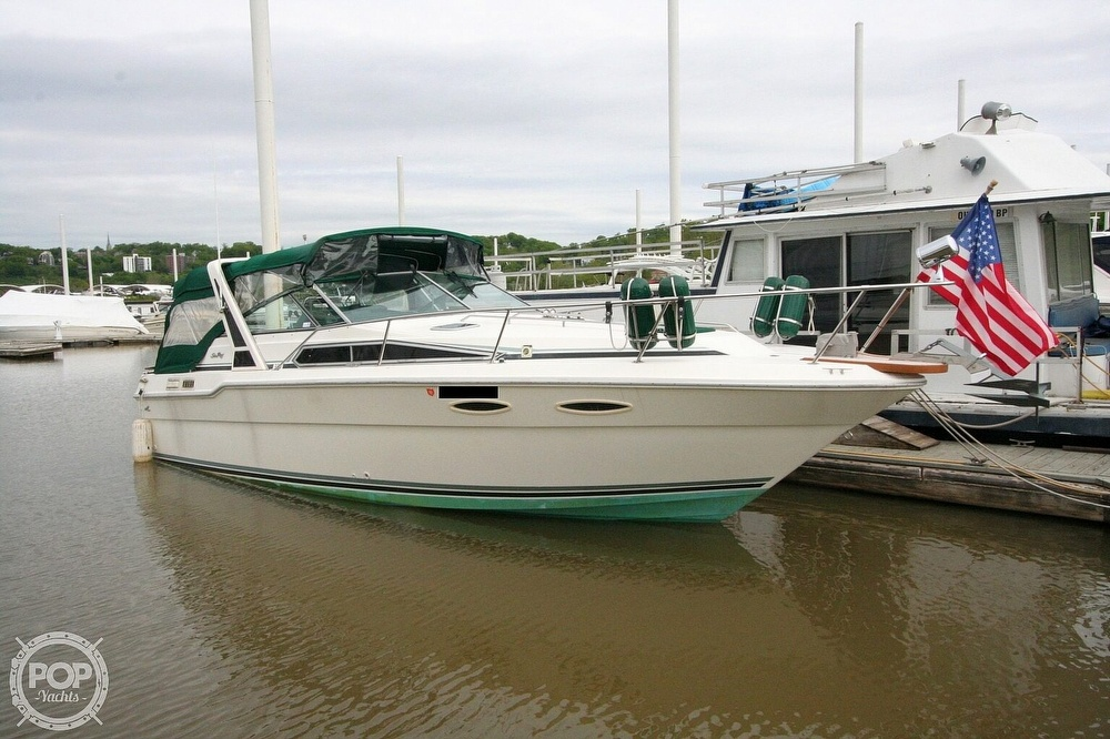 1989 Sea Ray boat for sale, model of the boat is 300 Sundancer & Image # 11 of 40