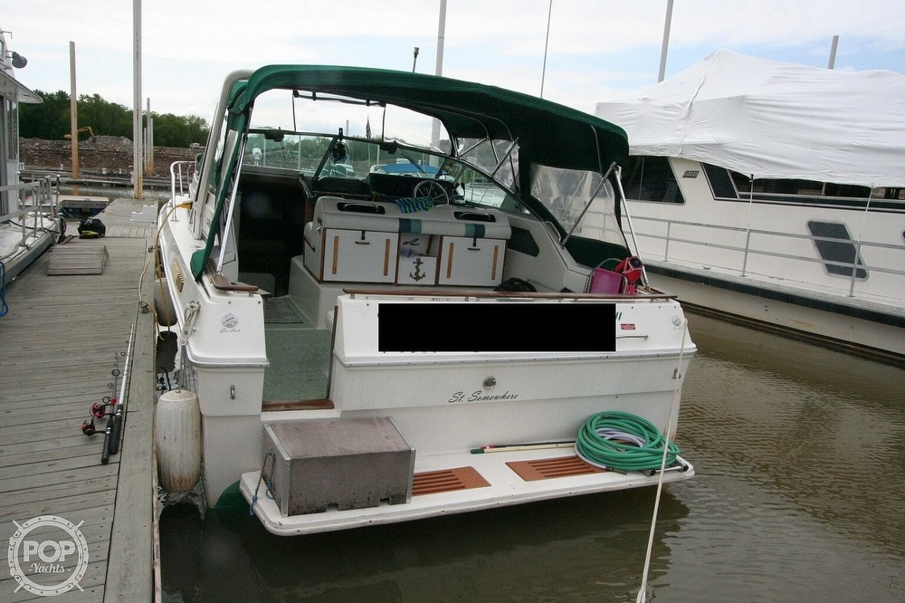1989 Sea Ray boat for sale, model of the boat is 300 Sundancer & Image # 13 of 40