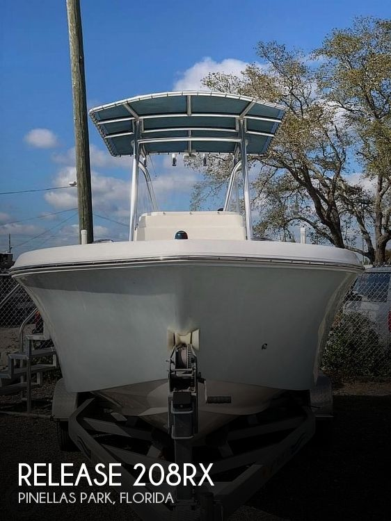 Used Release Boats For Sale by owner | 2014 Release 208RX