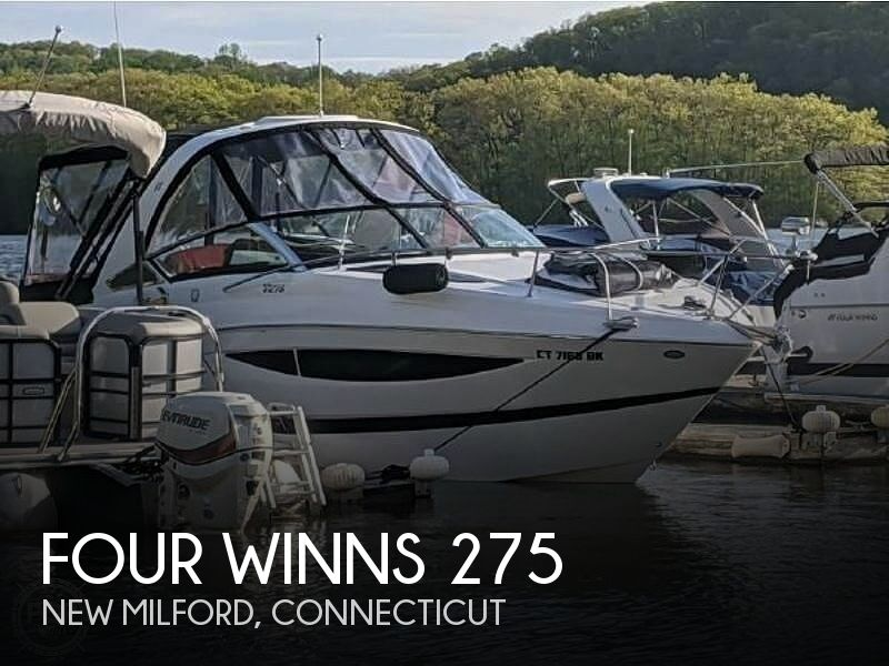 Used FOUR WINNS Boats For Sale by owner | 2020 Four Winns Vista 275