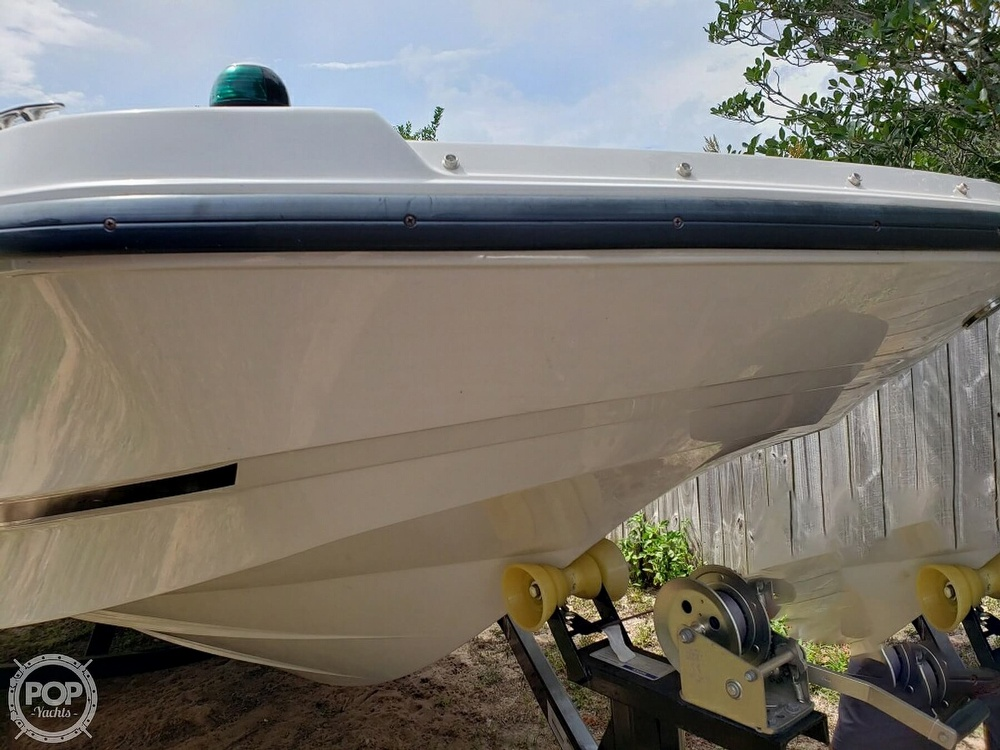 2018 Four Winns boat for sale, model of the boat is HD 200 Freedom & Image # 25 of 40