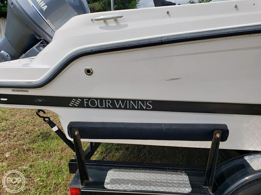 2018 Four Winns boat for sale, model of the boat is HD 200 Freedom & Image # 26 of 40