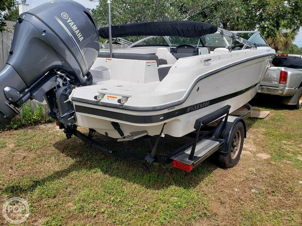 2018 Four Winns boat for sale, model of the boat is HD 200 Freedom & Image # 38 of 40