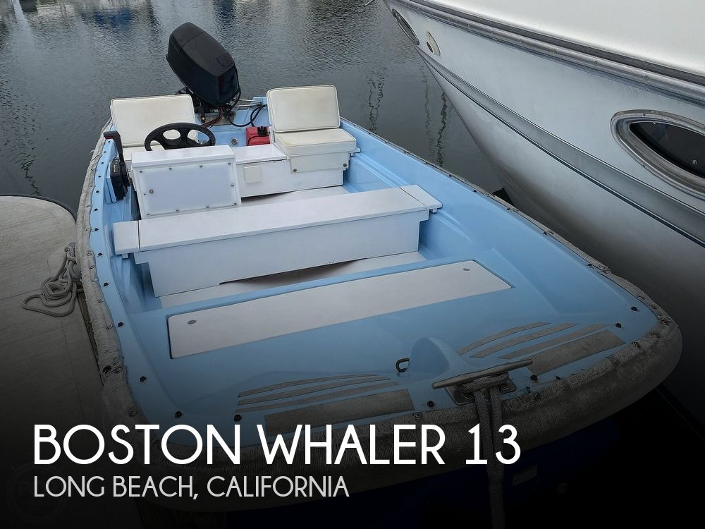 1969 Boston Whaler boat for sale, model of the boat is 13 & Image # 1 of 27