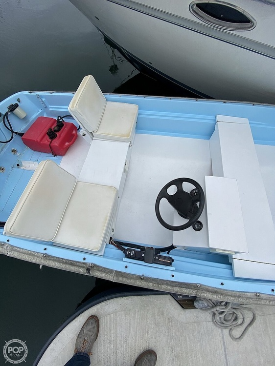 1969 Boston Whaler boat for sale, model of the boat is 13 & Image # 3 of 27
