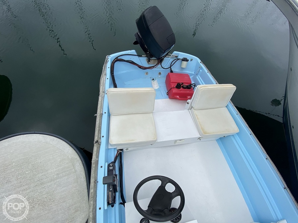 1969 Boston Whaler boat for sale, model of the boat is 13 & Image # 4 of 27