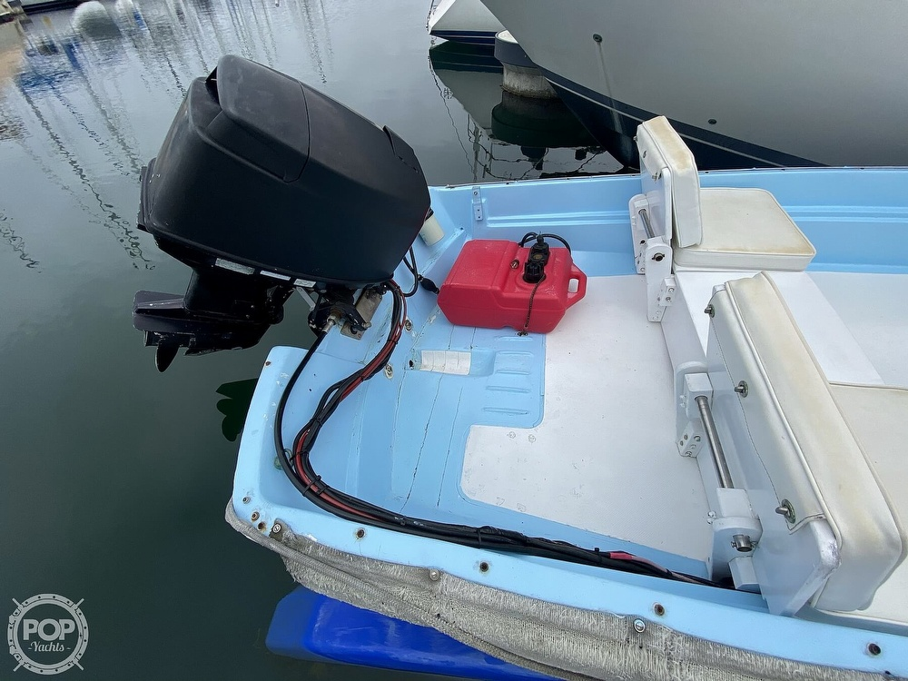1969 Boston Whaler boat for sale, model of the boat is 13 & Image # 5 of 27