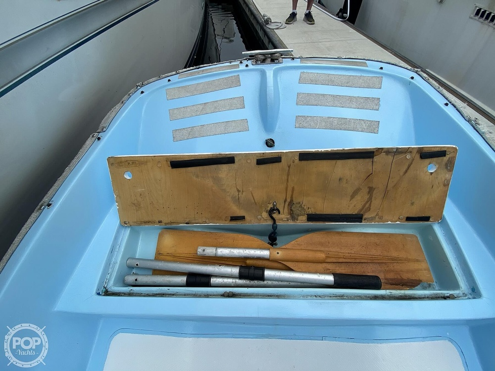 1969 Boston Whaler boat for sale, model of the boat is 13 & Image # 10 of 27