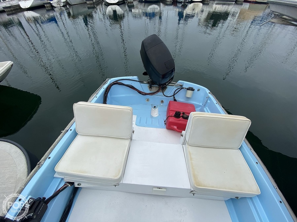 1969 Boston Whaler boat for sale, model of the boat is 13 & Image # 14 of 27