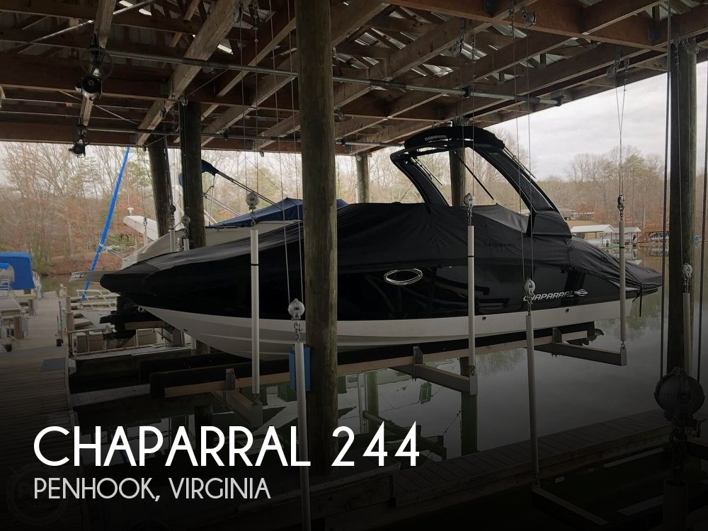 Used Boats For Sale in Roanoke, Virginia by owner | 2019 Chaparral 244 Sunesta