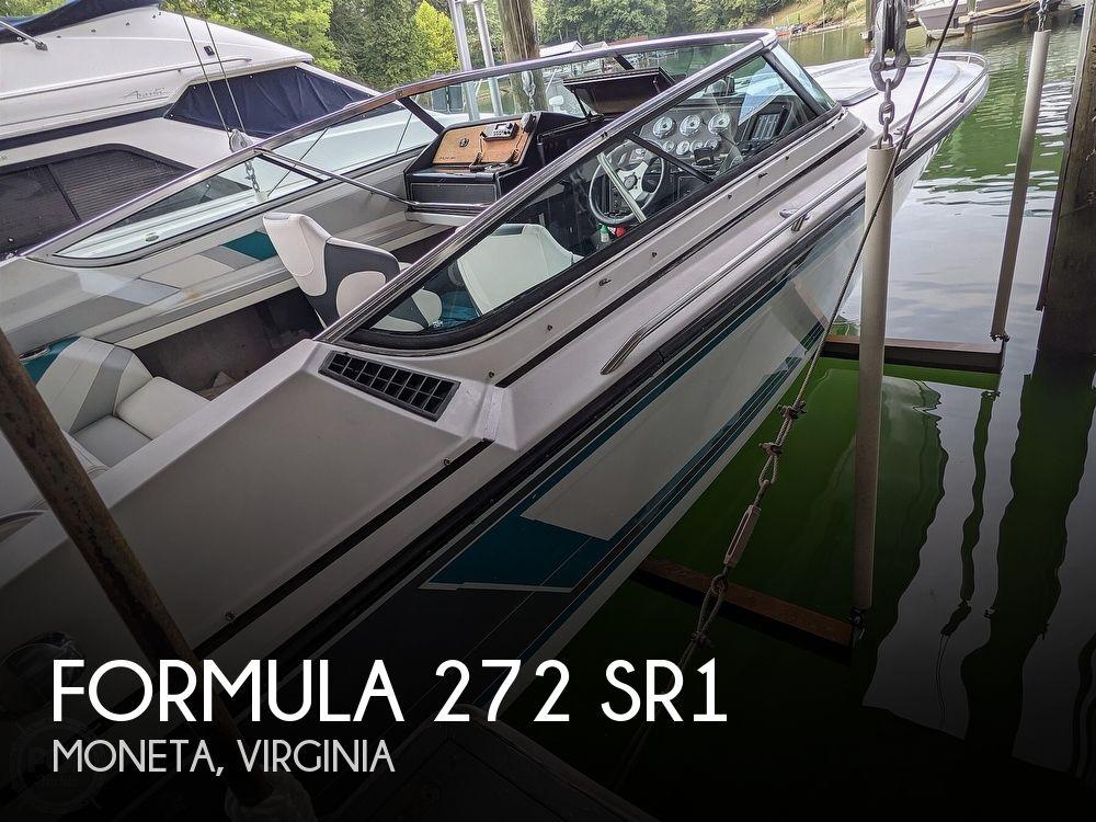 1989 Formula 272 SR1