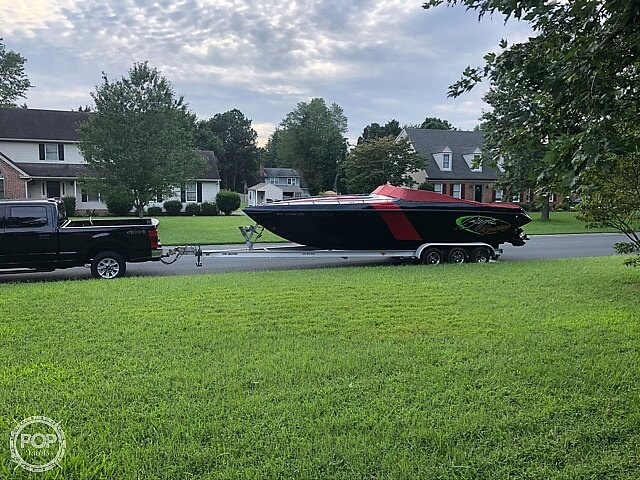 1988 Baja boat for sale, model of the boat is Sport 280 & Image # 2 of 40