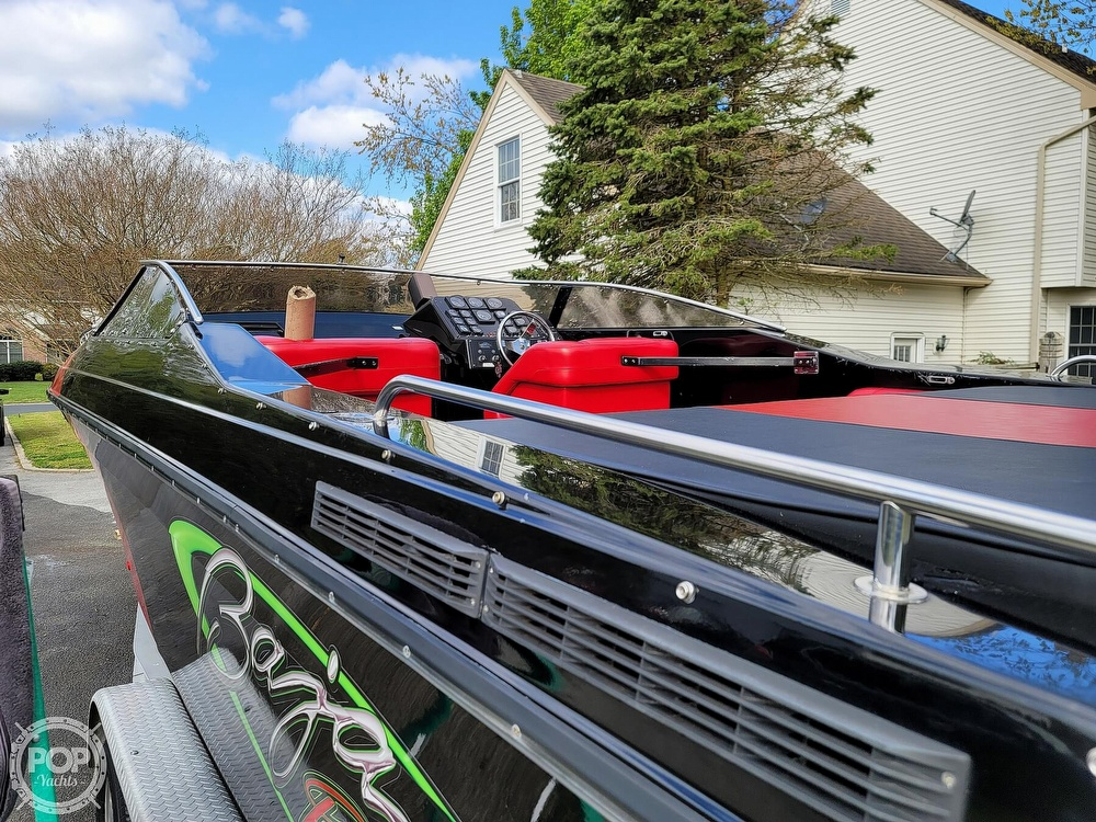 1988 Baja boat for sale, model of the boat is Sport 280 & Image # 7 of 40