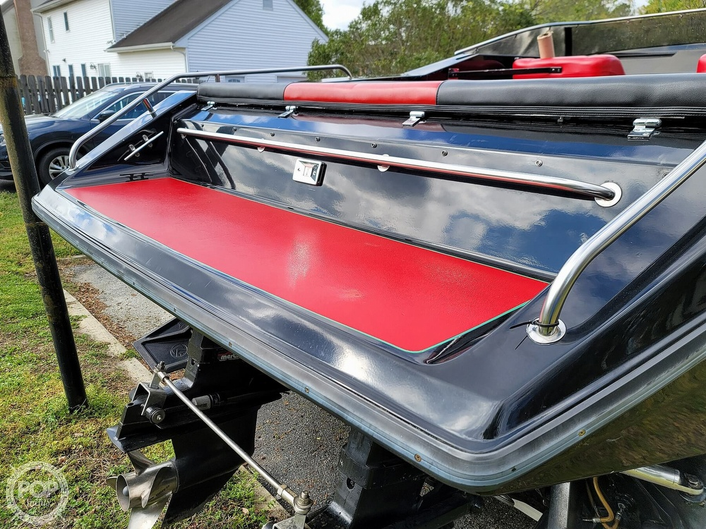 1988 Baja boat for sale, model of the boat is Sport 280 & Image # 8 of 40