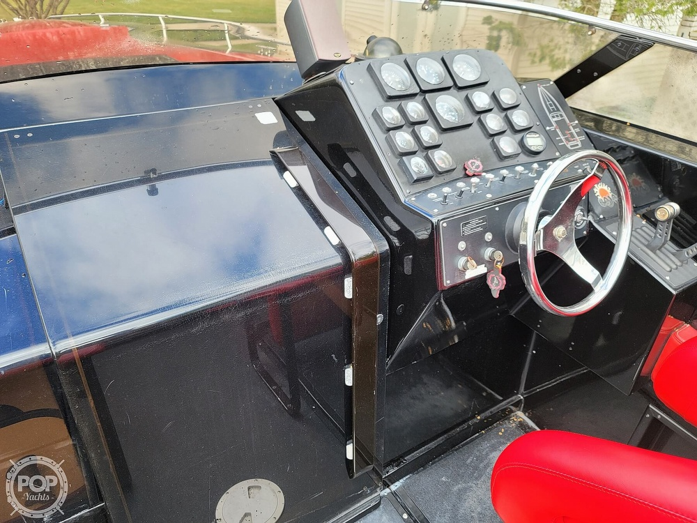 1988 Baja boat for sale, model of the boat is Sport 280 & Image # 26 of 40