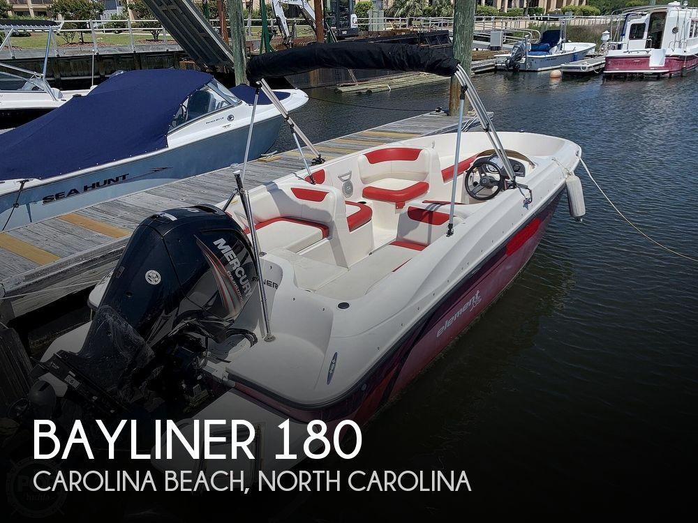 2016 BAYLINER 180 ELEMENT for sale