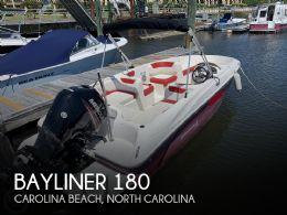 2016 Bayliner 180 Element