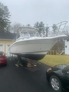 1994 Hydra-Sports boat for sale, model of the boat is 2800 Walkaround & Image # 9 of 40