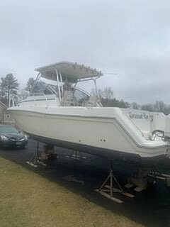 1994 Hydra-Sports boat for sale, model of the boat is 2800 Walkaround & Image # 8 of 40
