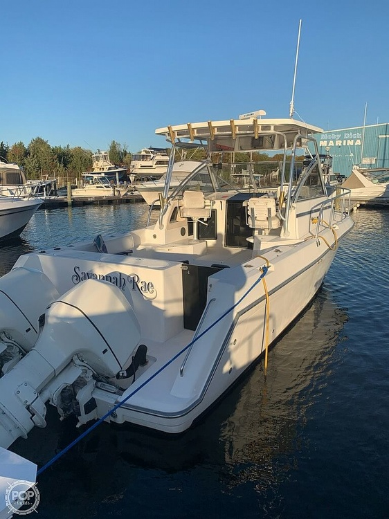 1994 Hydra-Sports boat for sale, model of the boat is 2800 Walkaround & Image # 3 of 40
