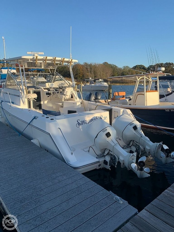 1994 Hydra-Sports boat for sale, model of the boat is 2800 Walkaround & Image # 4 of 40