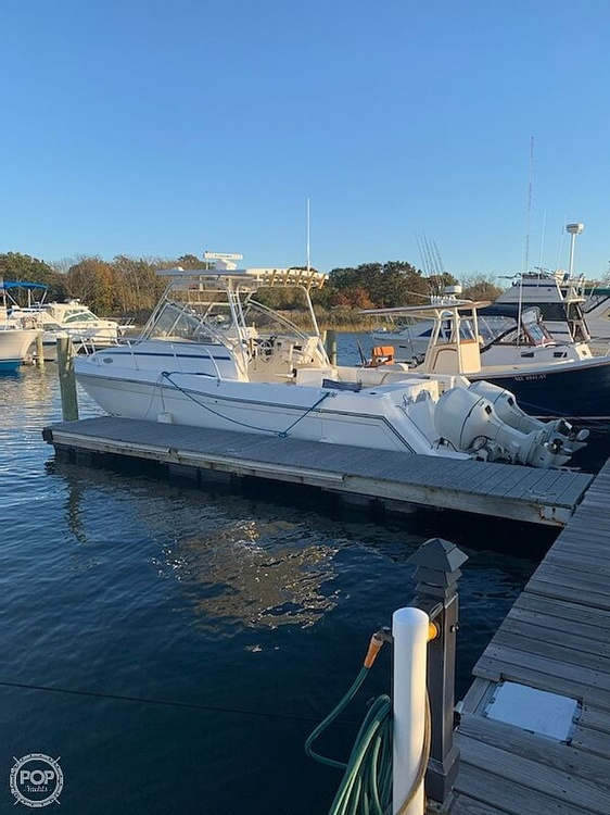 1994 Hydra-Sports boat for sale, model of the boat is 2800 Walkaround & Image # 5 of 40