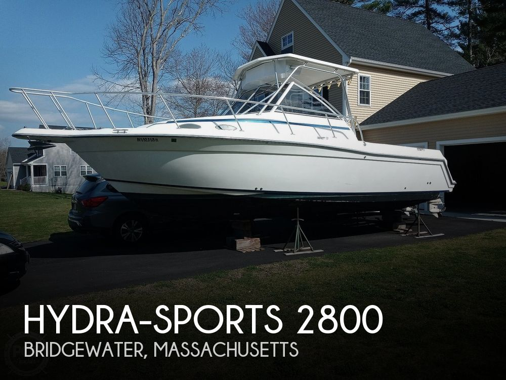 1994 Hydra-Sports boat for sale, model of the boat is 2800 Walkaround & Image # 1 of 40