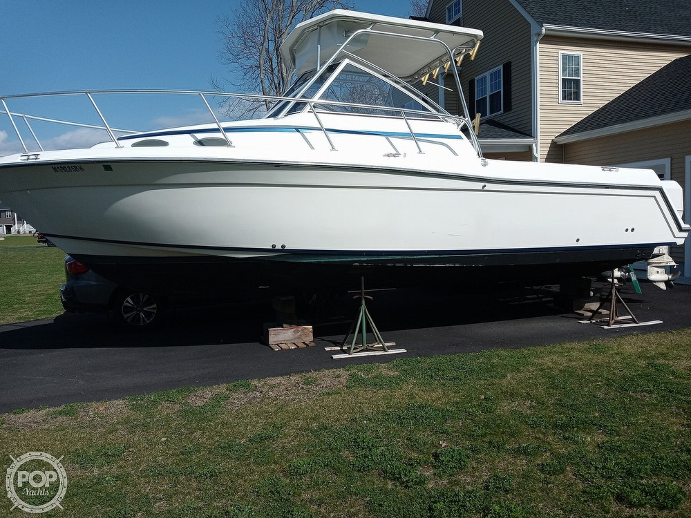 1994 Hydra-Sports boat for sale, model of the boat is 2800 Walkaround & Image # 19 of 40