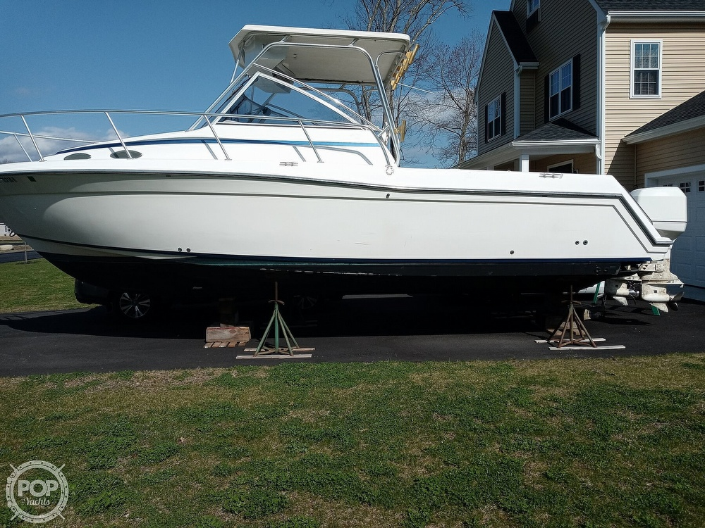 1994 Hydra-Sports boat for sale, model of the boat is 2800 Walkaround & Image # 20 of 40