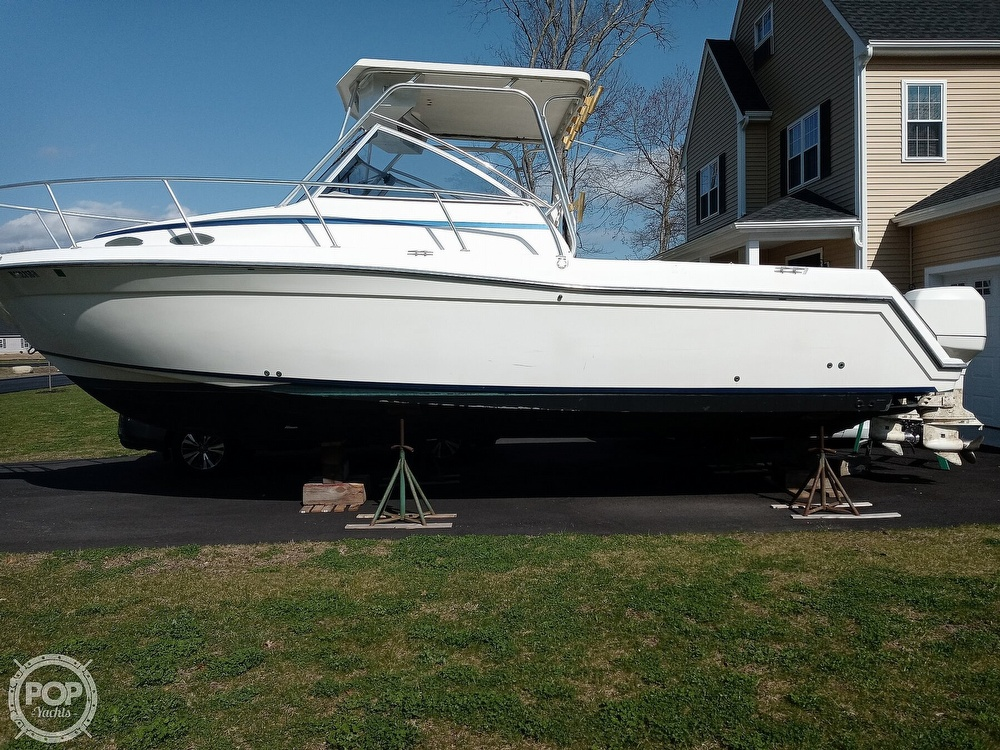 1994 Hydra-Sports boat for sale, model of the boat is 2800 Walkaround & Image # 21 of 40
