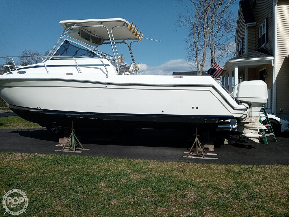 1994 Hydra-Sports boat for sale, model of the boat is 2800 Walkaround & Image # 22 of 40