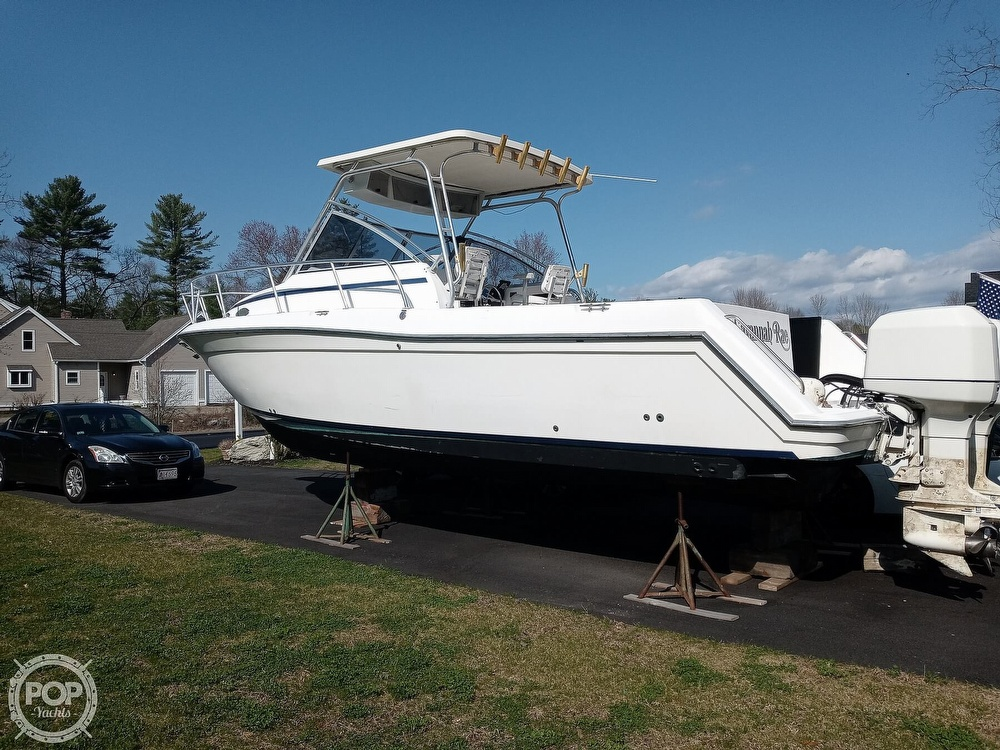 1994 Hydra-Sports boat for sale, model of the boat is 2800 Walkaround & Image # 24 of 40