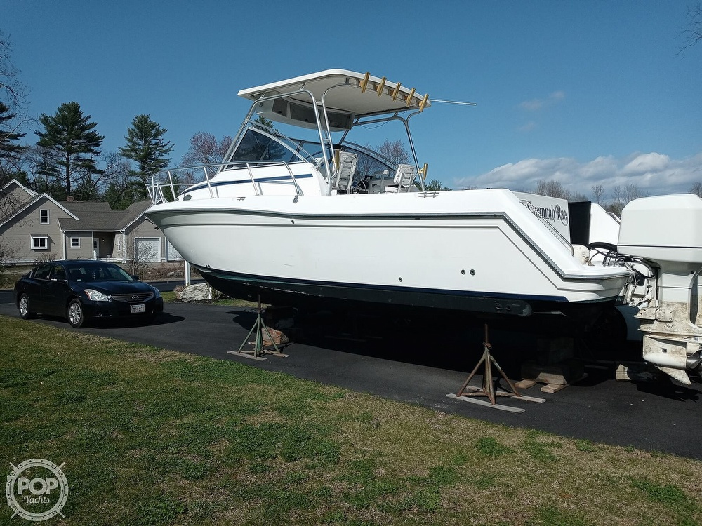 1994 Hydra-Sports boat for sale, model of the boat is 2800 Walkaround & Image # 25 of 40