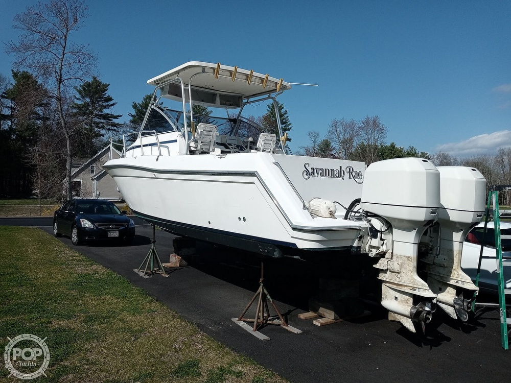 1994 Hydra-Sports boat for sale, model of the boat is 2800 Walkaround & Image # 26 of 40
