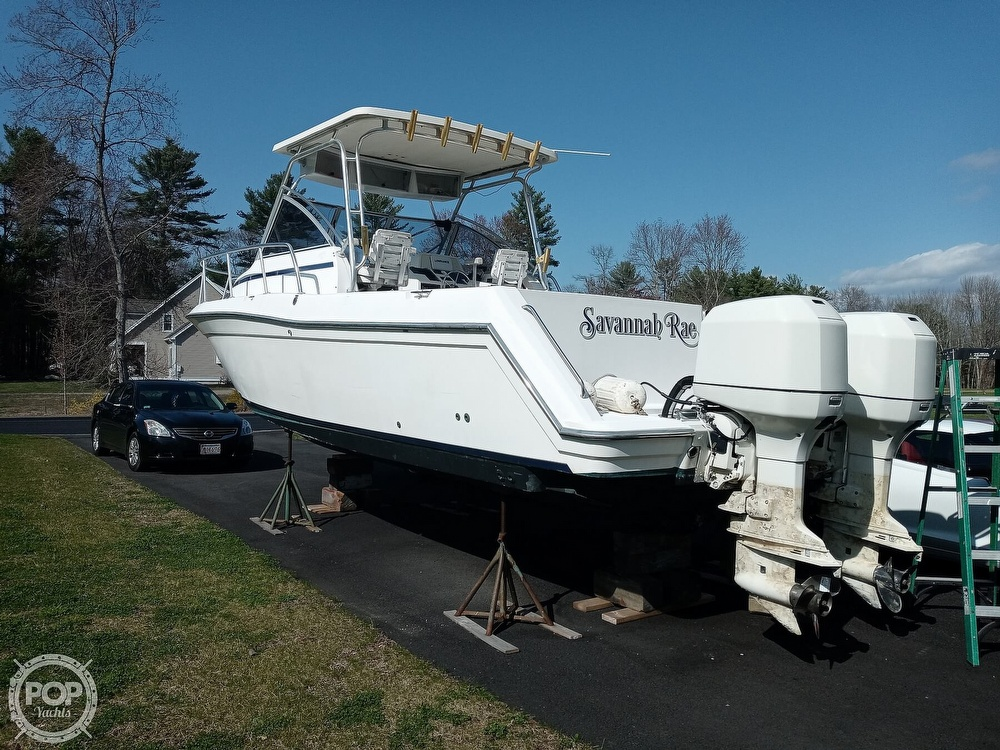 1994 Hydra-Sports boat for sale, model of the boat is 2800 Walkaround & Image # 27 of 40