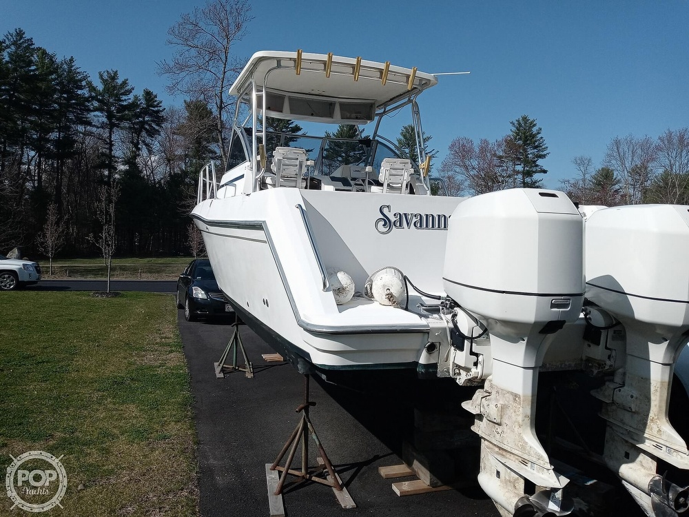 1994 Hydra-Sports boat for sale, model of the boat is 2800 Walkaround & Image # 28 of 40