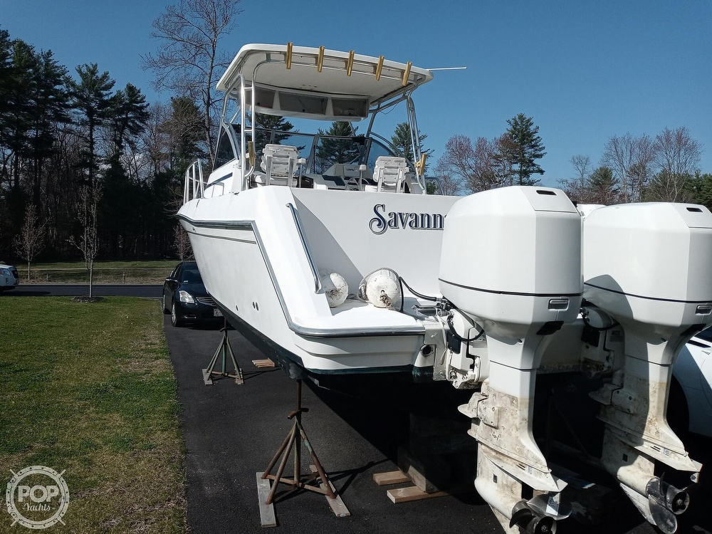 1994 Hydra-Sports boat for sale, model of the boat is 2800 Walkaround & Image # 29 of 40
