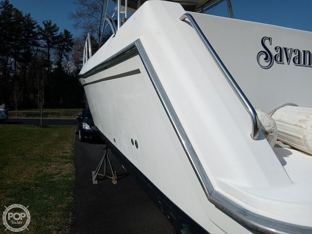 1994 Hydra-Sports boat for sale, model of the boat is 2800 Walkaround & Image # 30 of 40