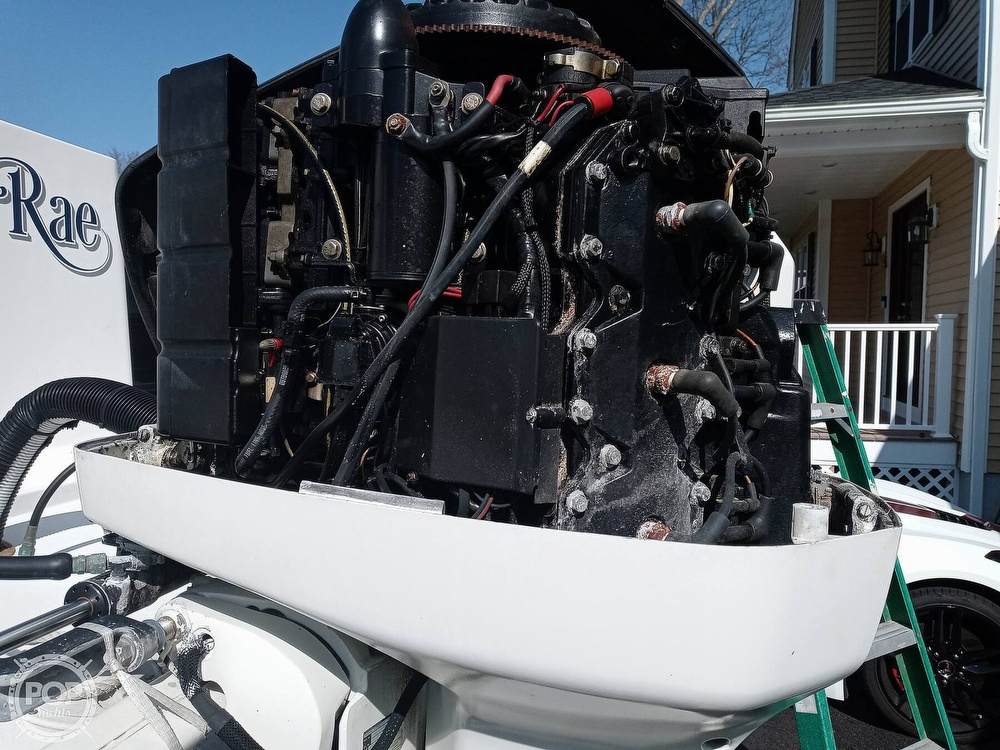 1994 Hydra-Sports boat for sale, model of the boat is 2800 Walkaround & Image # 31 of 40