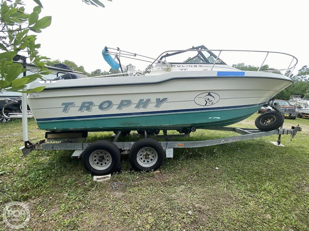 1997 Bayliner boat for sale, model of the boat is Trophy 20 & Image # 13 of 40