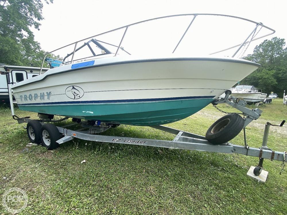 1997 Bayliner boat for sale, model of the boat is Trophy 20 & Image # 14 of 40
