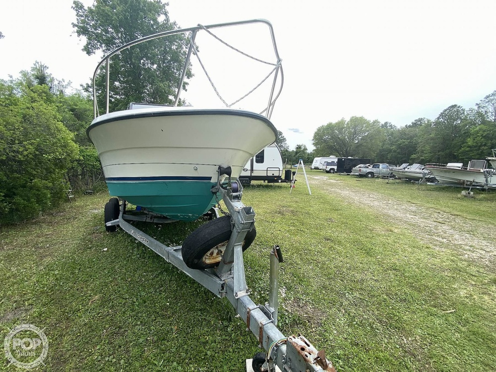 1997 Bayliner boat for sale, model of the boat is Trophy 20 & Image # 15 of 40