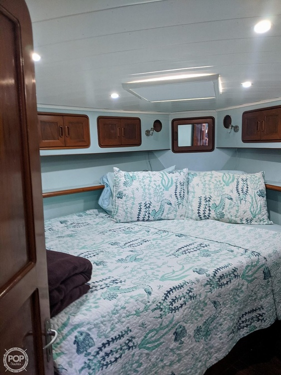 1991 Pace boat for sale, model of the boat is Sportfisher 36 & Image # 3 of 8
