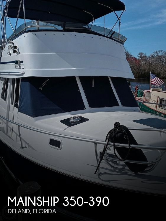 Used Mainship Boats For Sale by owner | 1999 Mainship 350