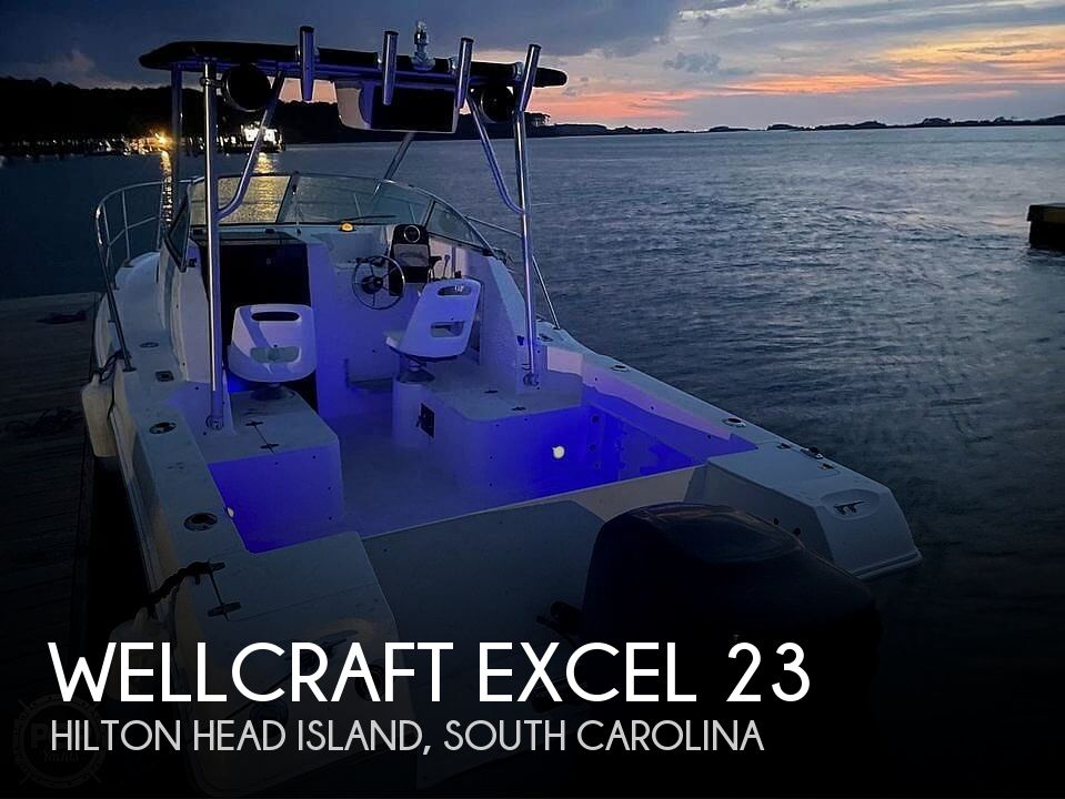 Used Wellcraft 23 Boats For Sale by owner | 1996 Wellcraft excel 23