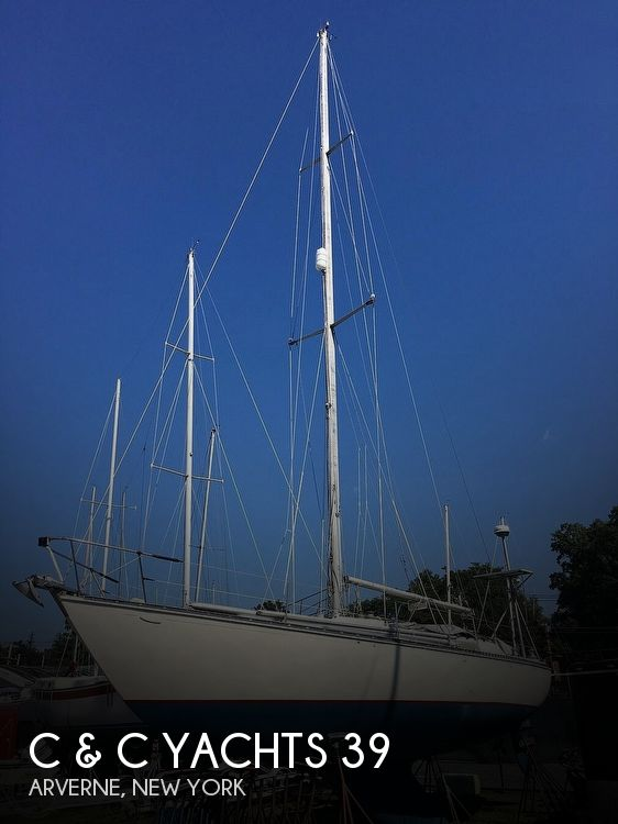 1972 C & C boat for sale, model of the boat is 39 Sloop & Image # 1 of 40