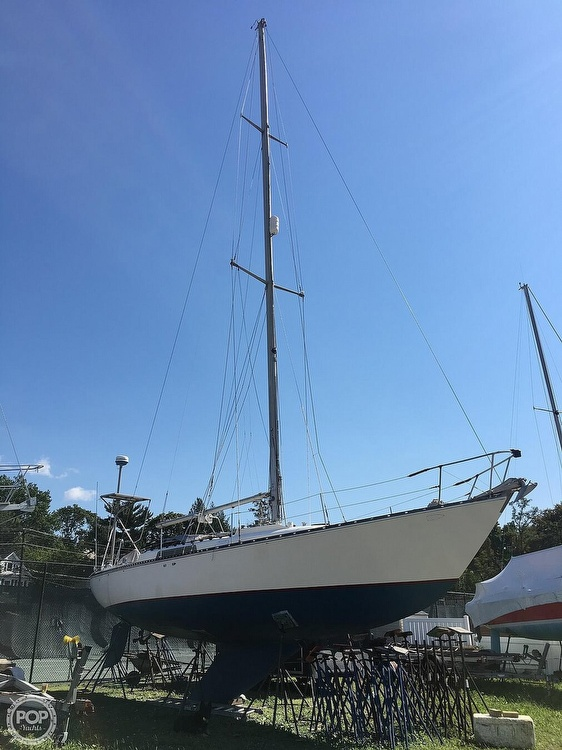 1972 C & C boat for sale, model of the boat is 39 Sloop & Image # 3 of 40