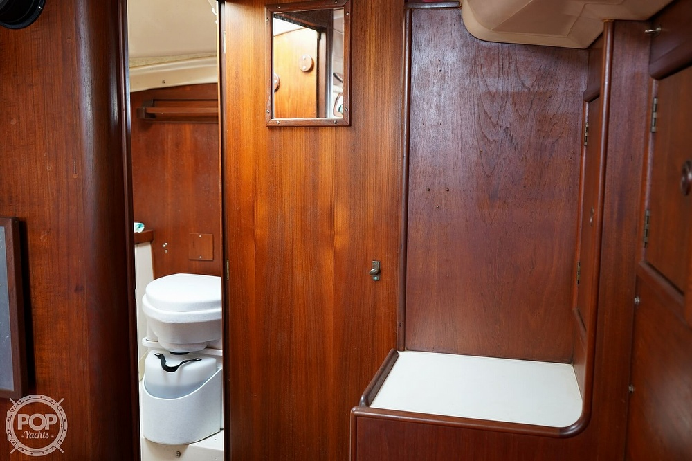 1972 C & C boat for sale, model of the boat is 39 Sloop & Image # 9 of 40